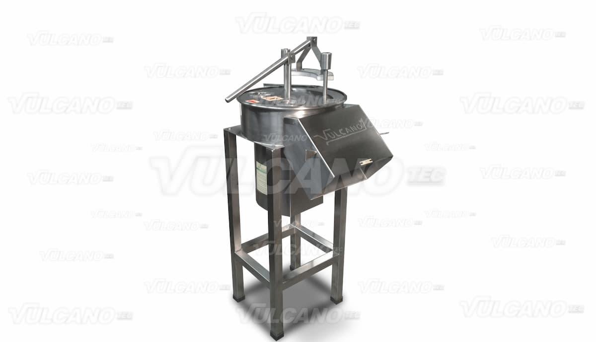 Rebanadora de platano - Vulcanotec