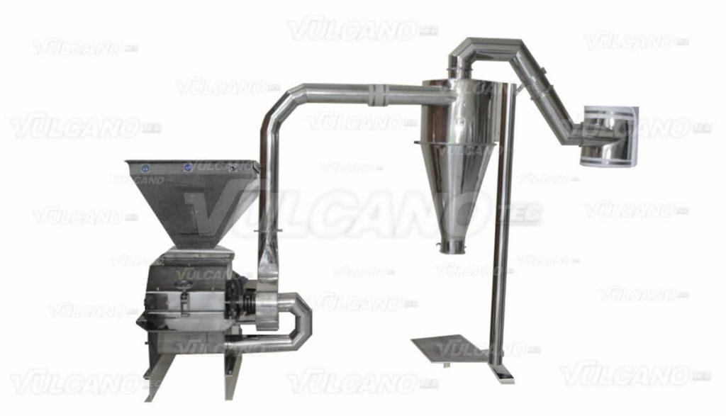 Pulverizer hammer mill