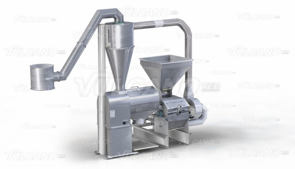Mill and Sieve Monoblock