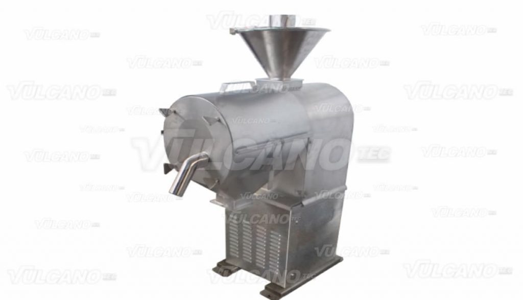 Horizontal Vibrating Sieve Machine