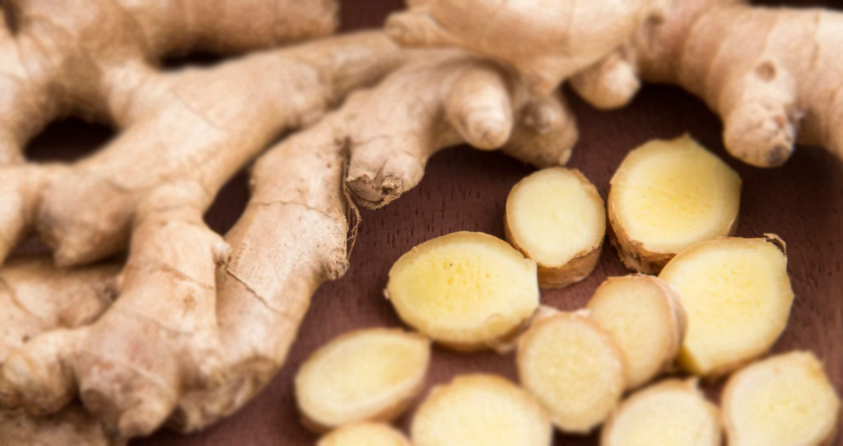 Ginger processing lines